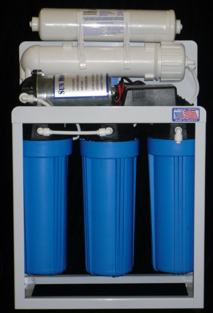 picture 1 of 1 - Commercial Water Filtration System
