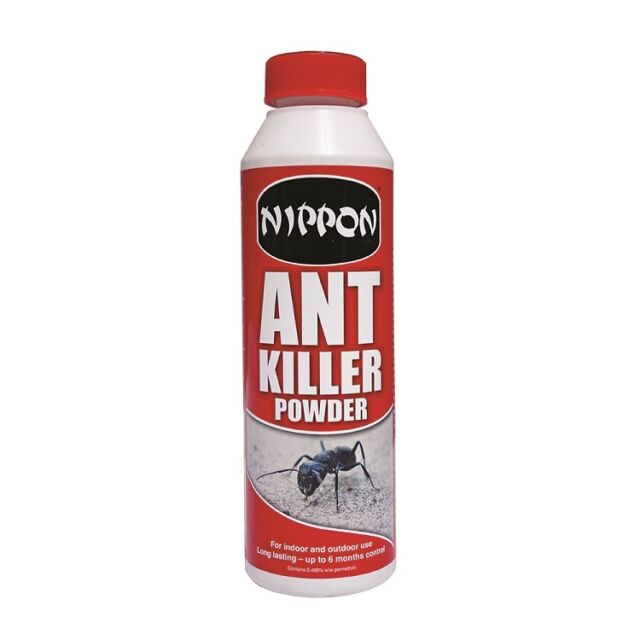 Nippon Ant Killer Powder, Choice of Sizes, Long Lasting Up To Six Months