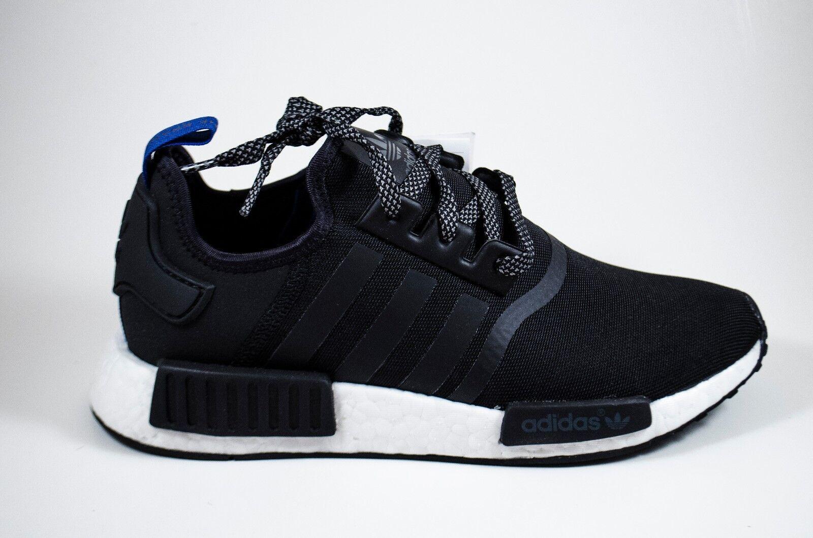Black blanco hombre zapatos  Adidas NMD Runner zapatos hombre 8a0663