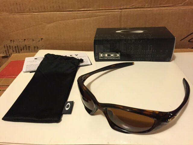 0ff5f78f21 ... closeout new oakley xx twenty sunglasses tortoise dark bronze oo9157 02  40800 2863a