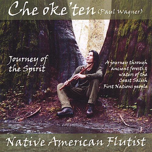 Che Oke' Ten - Journey of the Spirit [New CD]
