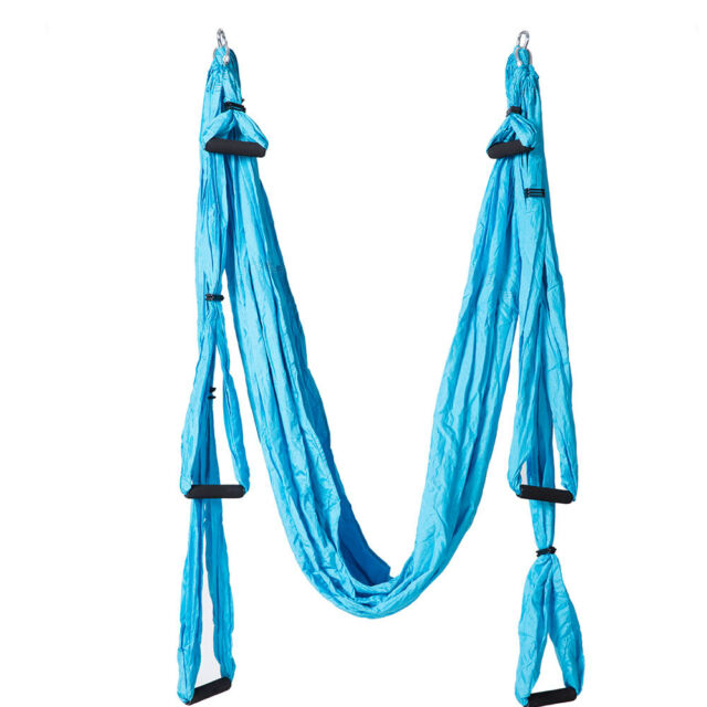picture 8 of 9     us 9 colors large aerial yoga swing sling hammock hanging      rh   ebay