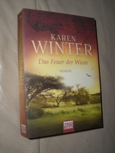 Karen Winter: Das Feuer der Wüste