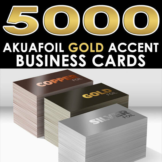 Personalized gold foil accent 5000 full color glossy akuafoil picture 1 of 1 colourmoves