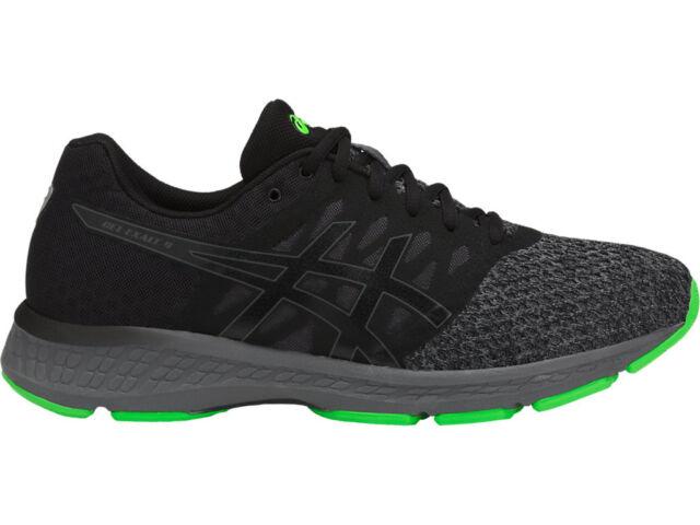Running Gel Exalt Trainers In Black T7E0N-9097 - Black Asics VK75DeG7