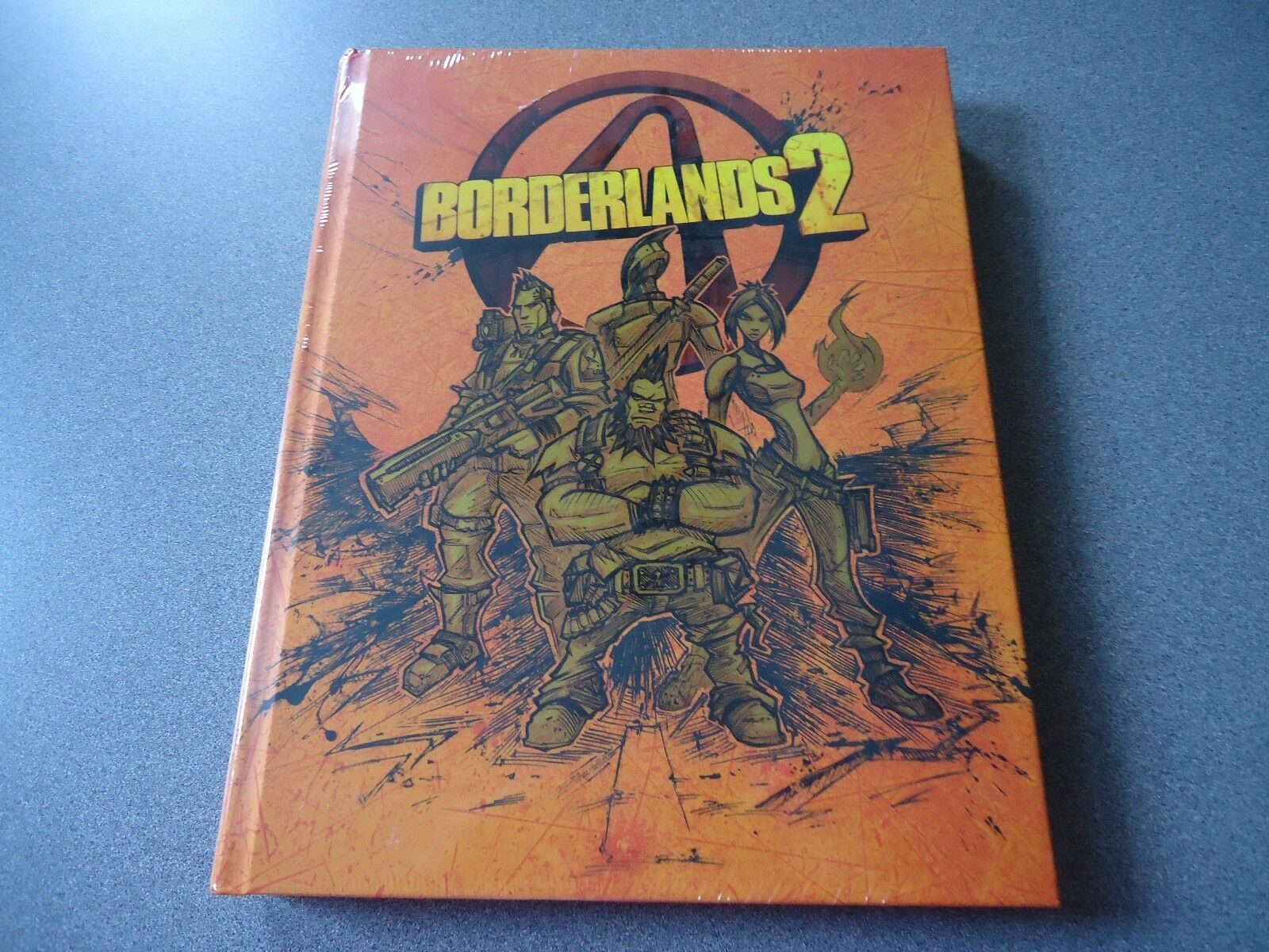 Borderlands 2 game of the year edition strategy guide by.