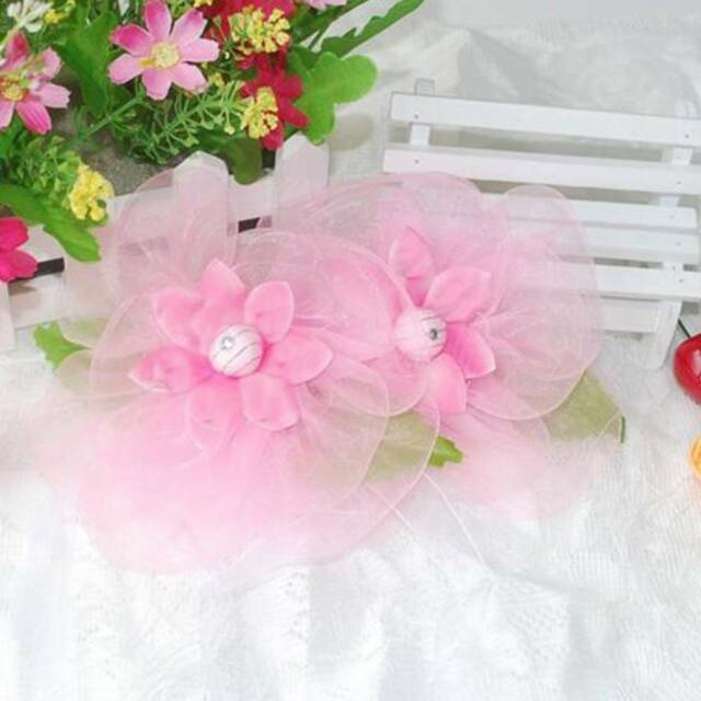 2 pcs per lot flower curtains hang the tassel tie tied rope bind picture 7 of 7 mightylinksfo