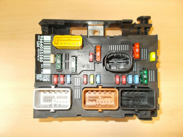 s l640 citroen (genuine oe) 6500fh ebay citroen c4 fuse box price at webbmarketing.co