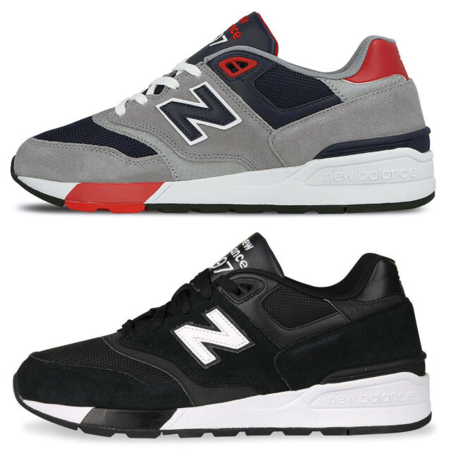 new balance ml597 bianche