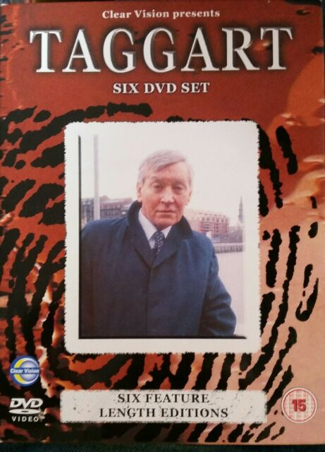 Taggart Vol.1 - Special Edition  DVD