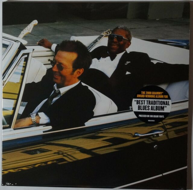 B.B. King & Eric Clapton - Riding with the King 2LP 180g vinyl NEU/SEALED