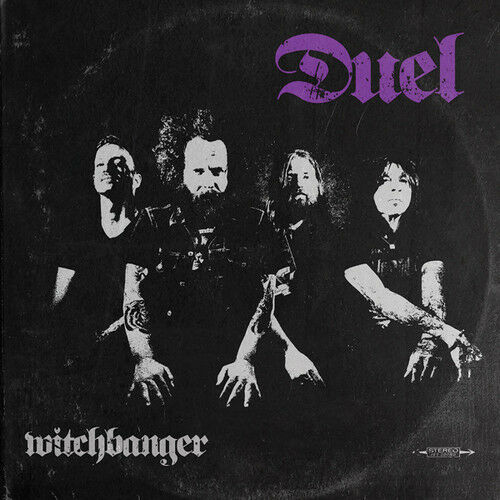 Duel - Witchbanger [New Vinyl LP]