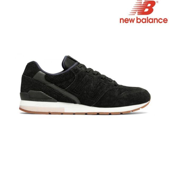 NEW BALANCE 996 scarpe ginnastica uomo sneakers casual Nera MRL996LP