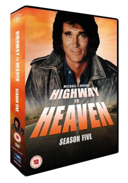 Highway To Heaven S5 -  DVD