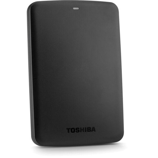 "DISCO DURO EXTERNO 3TB TOSHIBA CANVIO BASICS USB 3.0 PORTABLE 2.5"""