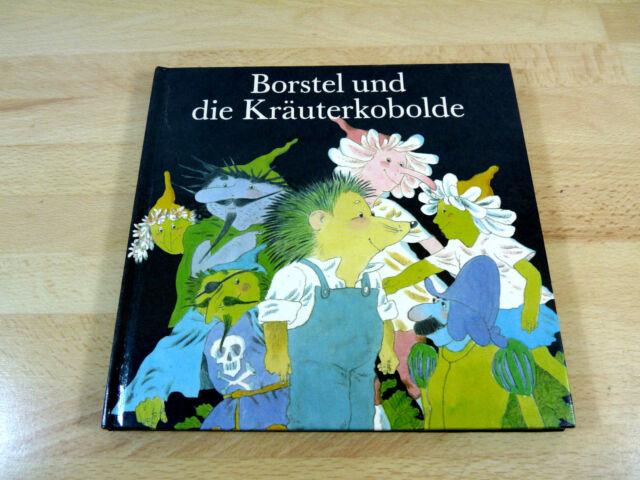 Barbara Augustin: Borstel und die Kräuterkobolde / Kinderbuch / Gebunden