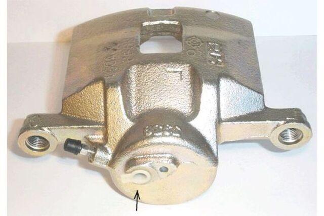 Bremssattel Bremszange Brake Caliper Rechts, Vorne, hinter der Achse ohne Pfand