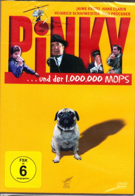 Pinky und der 1.000.000 Mops - Hans Clarin - neu & ovp
