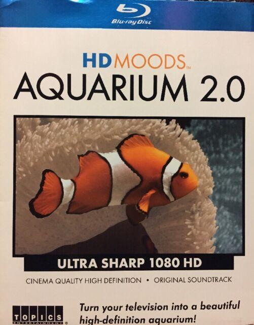 HD MOODS Aquarium 2.0 (Blu-ray Disc, 2011)