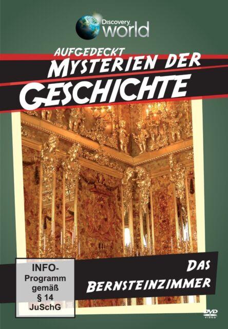 DVD/ Aufgedeckt - Mysterien der Geschichte - Das Bernsteinzimmer !! NEU&OVP !!