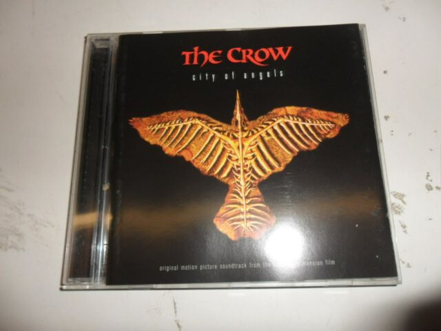 Cd  The Crow - City of Angels von Various Artists (1996) - Soundtrack