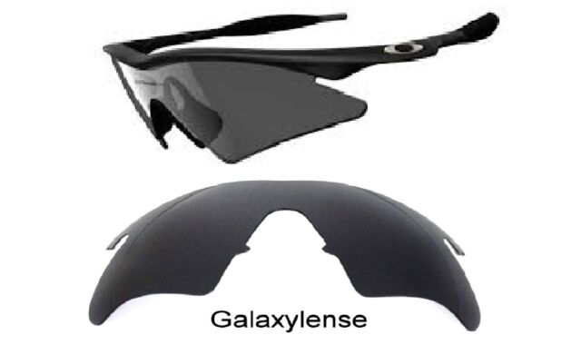 Galaxy Replacement Lenses for Oakley M Frame Heater Sunglasses Black ...