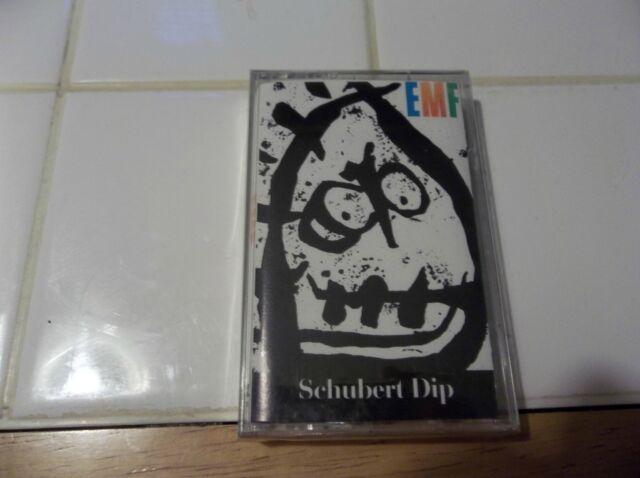 Schubert Dip by EMF (Cassette, Oct-1998, Capitol/EMI Records)