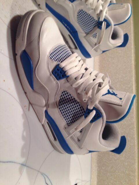 air jordan 4 military blue ebay