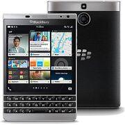 BlackBerry Passport SQW100-4 Silver 32GB