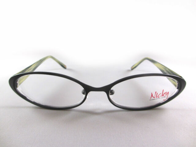 Ladies DESIGNER Glasses Frames Spectacle Case - Nicky Hambleton ...