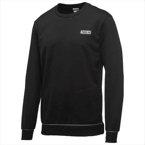 maglione puma nero