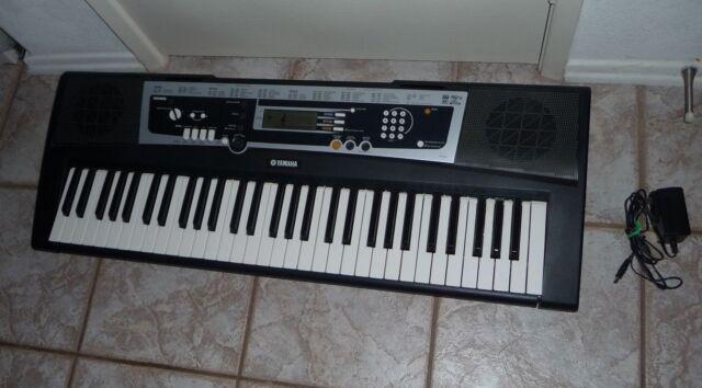 yamaha ypt210 keyboard ebay. Black Bedroom Furniture Sets. Home Design Ideas