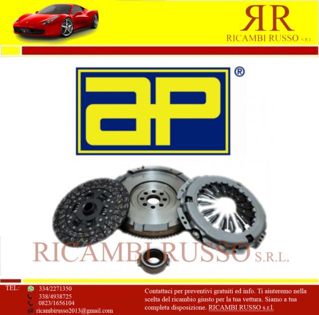 Set Schwungrad und Kupplung monomassa Alfa Romeo 147 1.9 JTD KW85 AP SFC47016