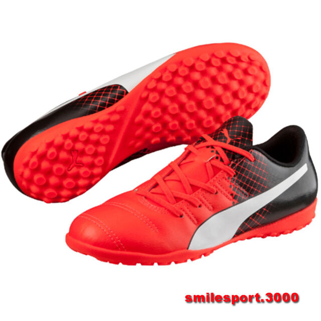 SCARPE UOMO FOOTBALL PUMA EVOPOWER TRICKS 4.3 TT 103588 03