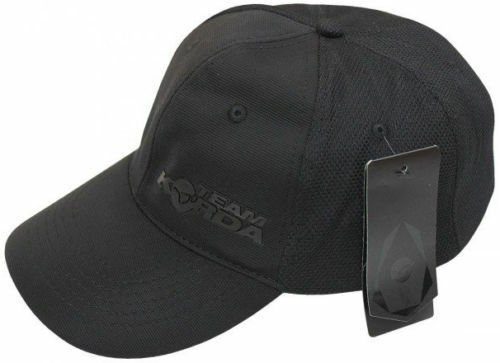 Korda TK Cap Black Team Korda Baseball Cap Hat Men's Carp Fishing NEW