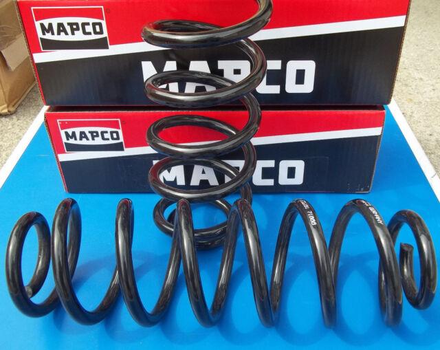 2 Stück FAHRWERKSFEDERN  hinten Seat Altea -  Mapco  70988