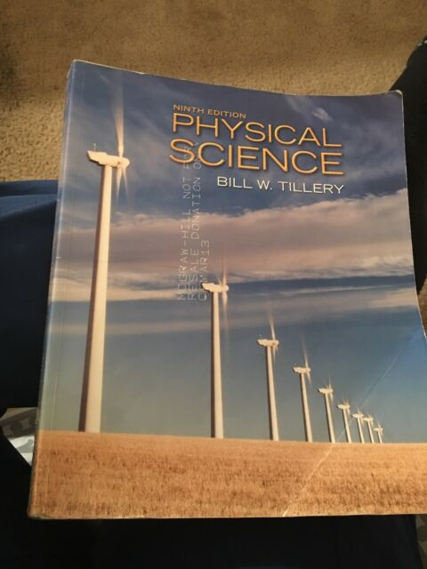 Amazon. Com: lab manual for physical science (9780077344399): bill.