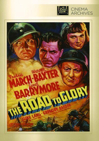 Road to Glory - Region Free DVD - Sealed