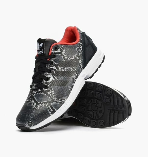 adidas donne zx flusso w b35310 scarpe scegliere taglia bk / rd 10 ebay
