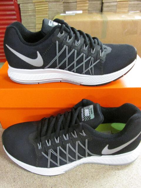 Nike Da Donna Air Zoom Pegasus 32 Flash Running Scarpe da ginnastica 806577 001 Scarpe Da Ginnastica Scarpe