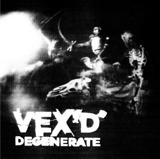 VEXD DEGENERATE CD BRAND NEU