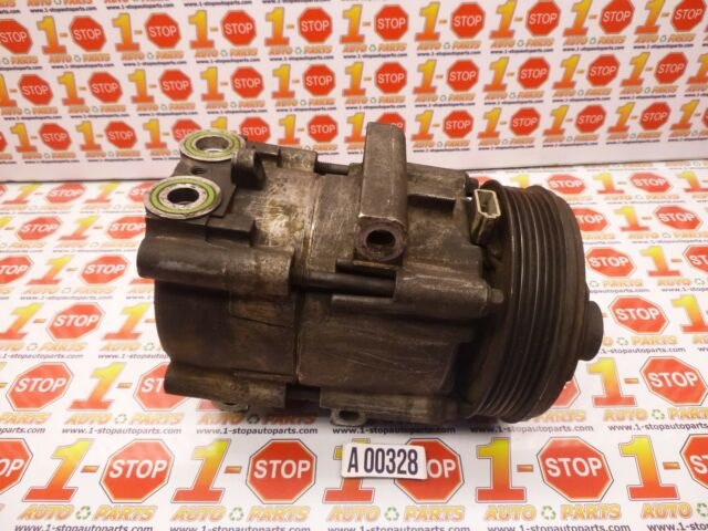 Ford Expedition Ac Compressor Flh D Aa Oem