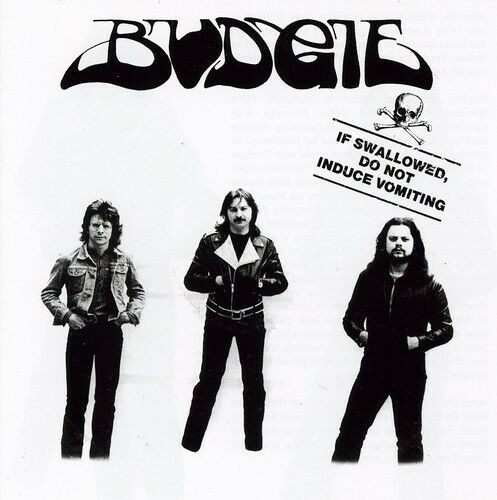 Budgie - If Swallowed Do Not Induce Vomiting [New CD] Bonus Tracks