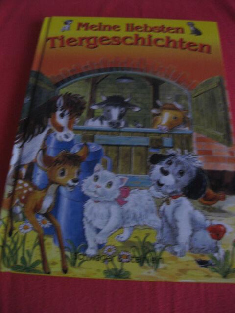 Meine liebsten Tiergeschichten von Ingrid Pabst Buch für Erstleser, große Buchst