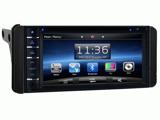 Gps Radio Bluetooth Touchscreen Dvd Navigation Unit For Toyota Rhebay: 2003 Toyota 4runner Radio Ebay At Gmaili.net