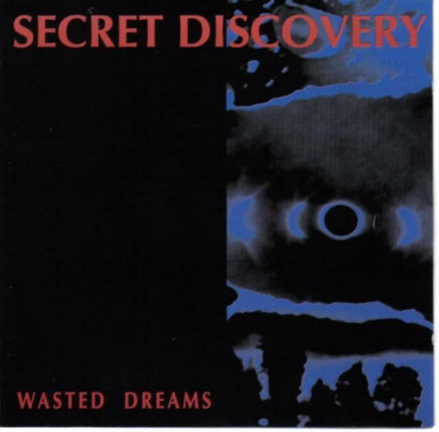 SECRET DISCOVERY / WASTED DREAMS * NEW CD * NEU *