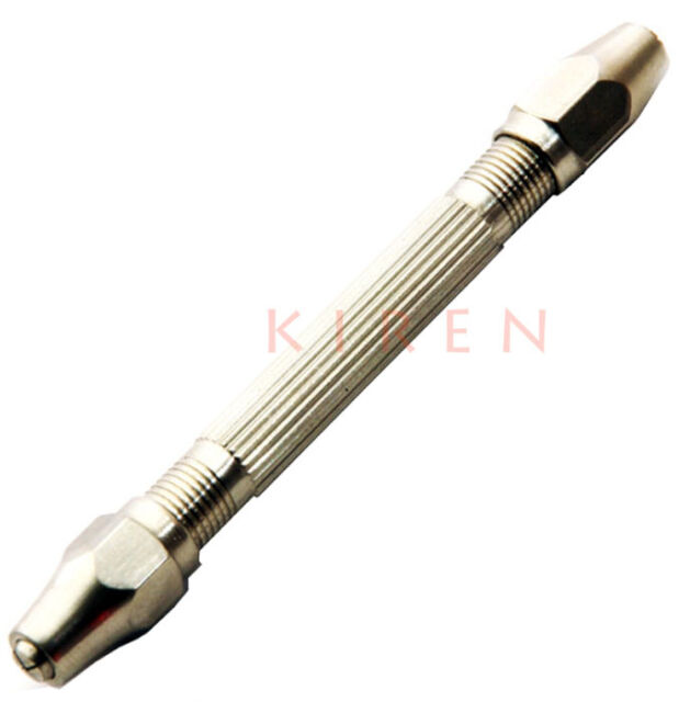 Pin Vise Hex 4 Collet Twist Wire Drill Bead Ream Setter   eBay