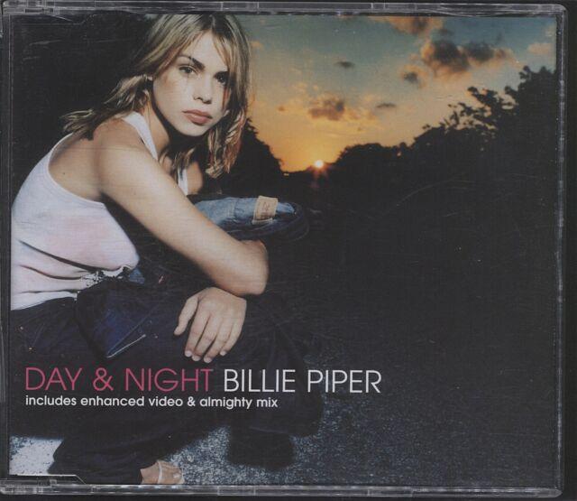 Billie Piper - Day & Night CD Billie Piper (single)
