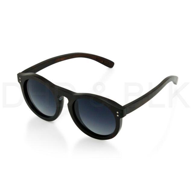 Vintage Men Women Bamboo Sunglasses Polarized Wooden Frame Glasses ...