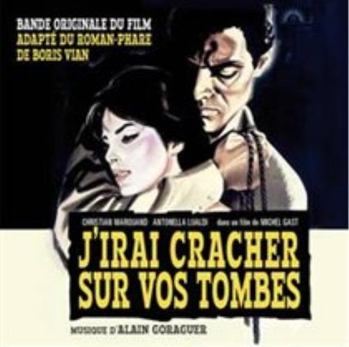 J'irai Cracher Sur Vos Tombes  CD NEW